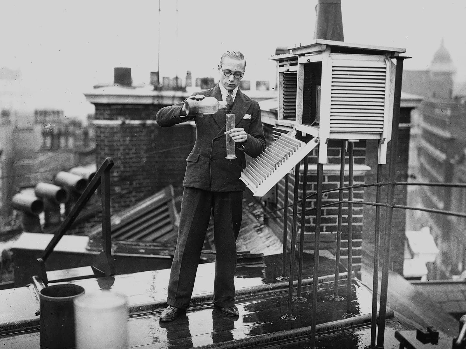 كيف غيرت الحرب العالمية الأولى من علم الأرصاد الجوية