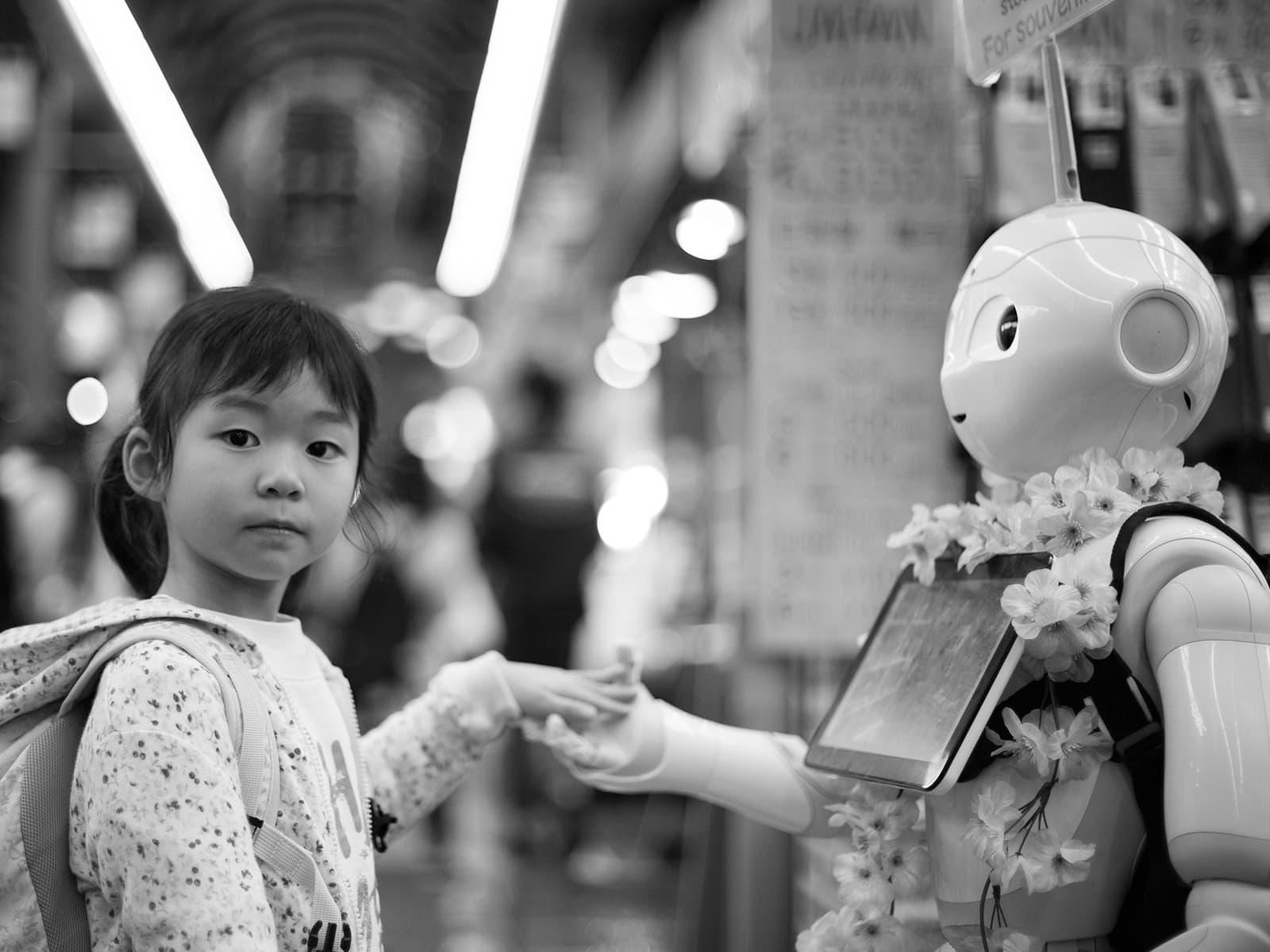مخيف جدًا: الذكاء الاصطناعي يبدأ في تربية أطفالنا