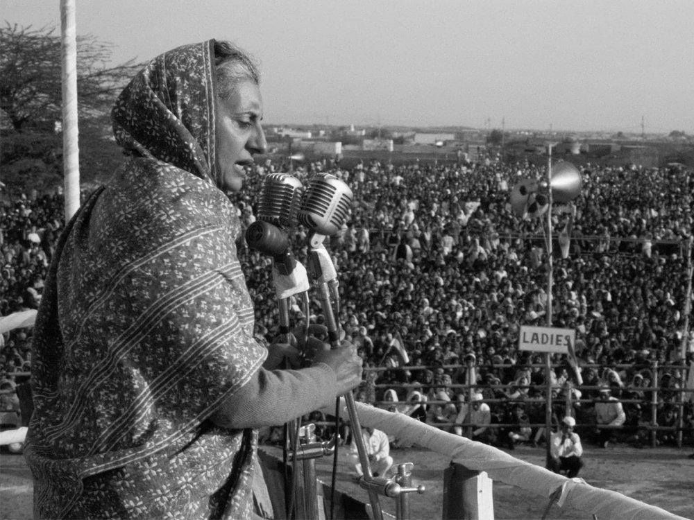 إنديرا غاندي: المناصب العليا ليست الطريقة الوحيدة لخدمة بلدك