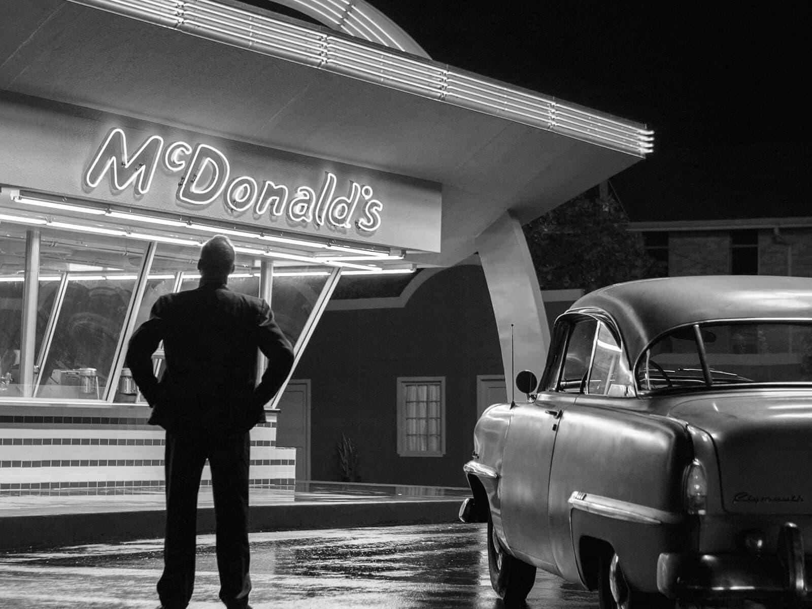 هل نعيش في عالم ماكدونالدز؟