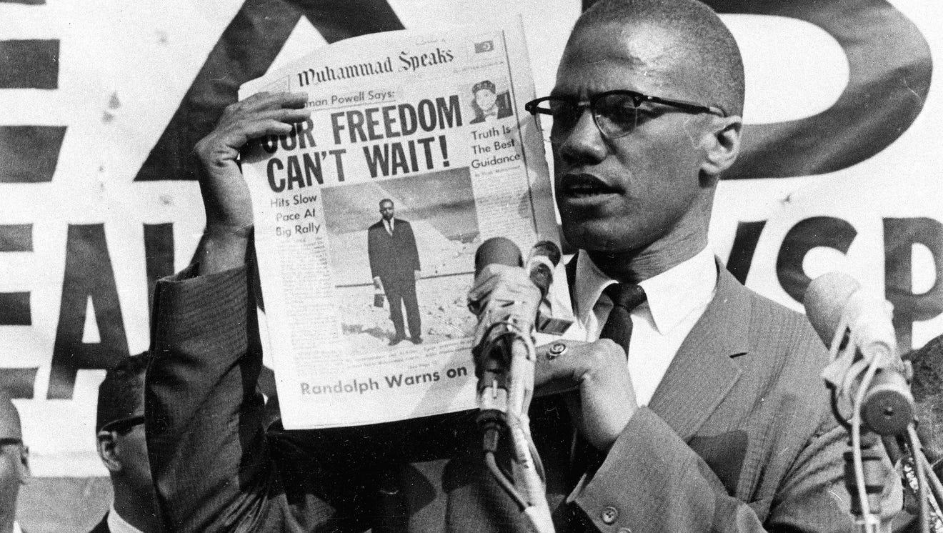 ما الذي قرأه مالكوم إكس وغيّر مستقبل العنصرية في أميركا