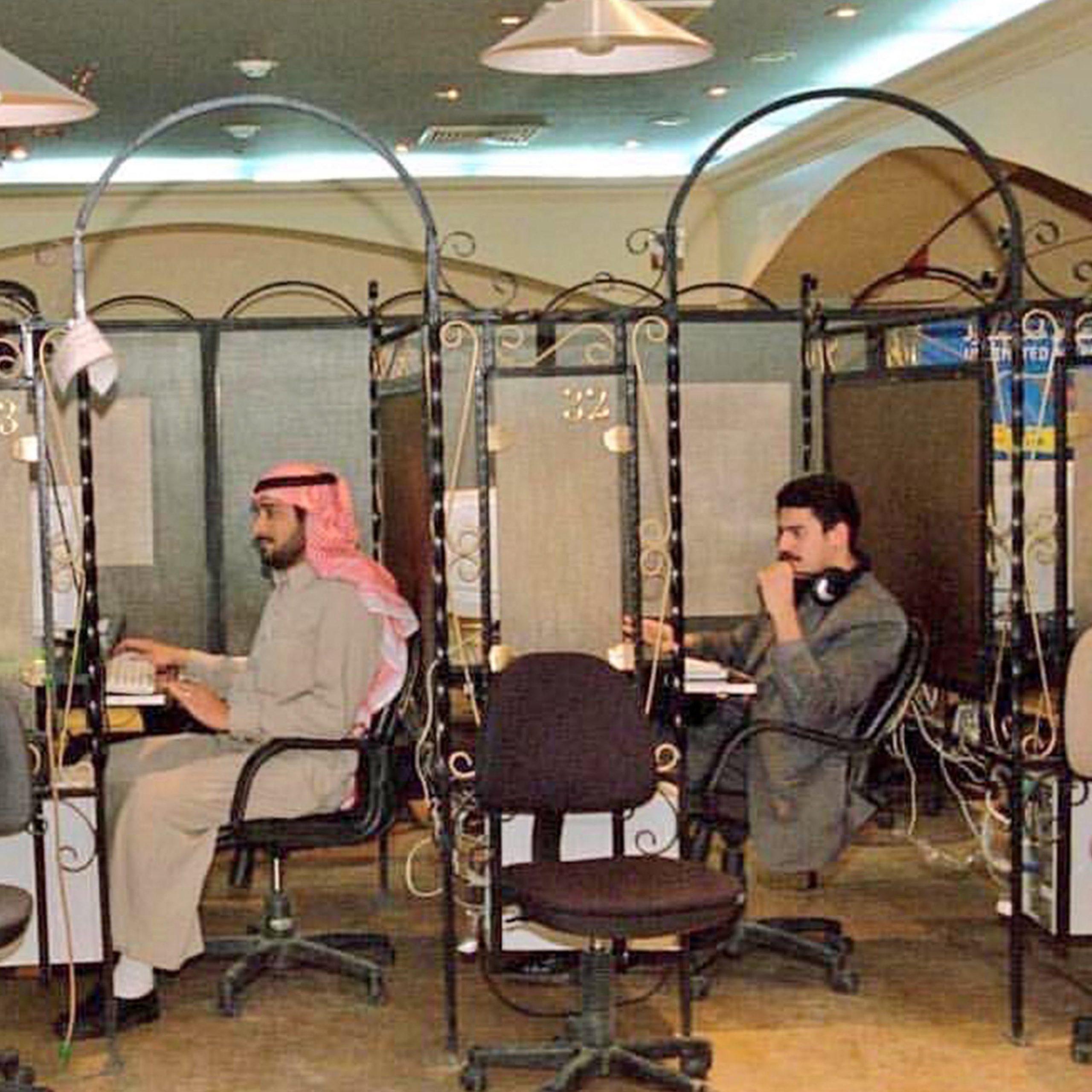 كيف دخل الإنترنت السعودية؟