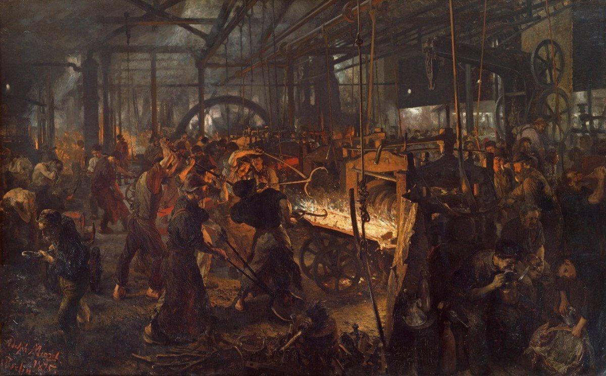 الثورة الصناعية: بين أم كلثوم ونانسي عجرم