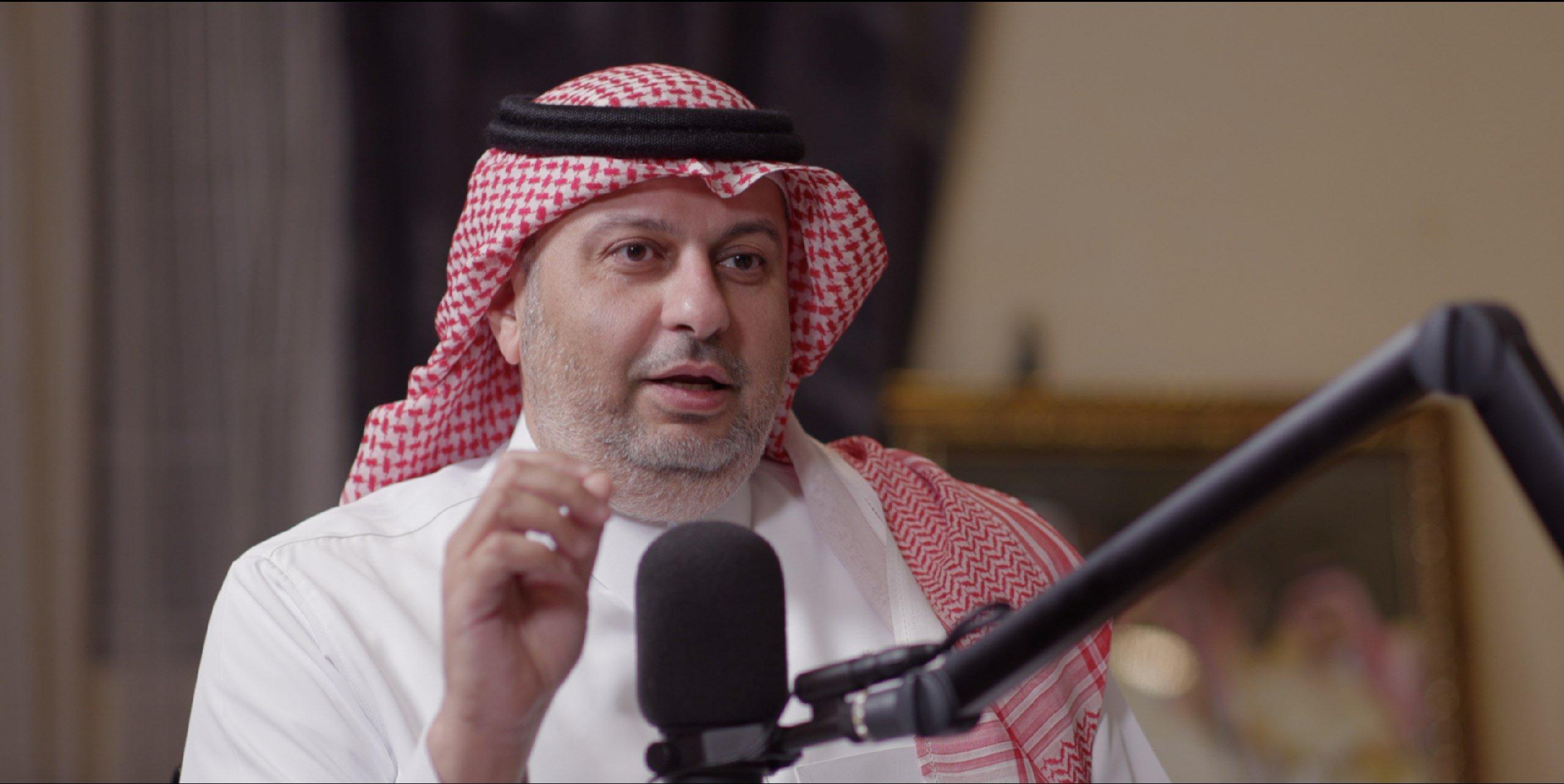 الاستثمار الرياضي مع الأمير عبدالله بن مساعد