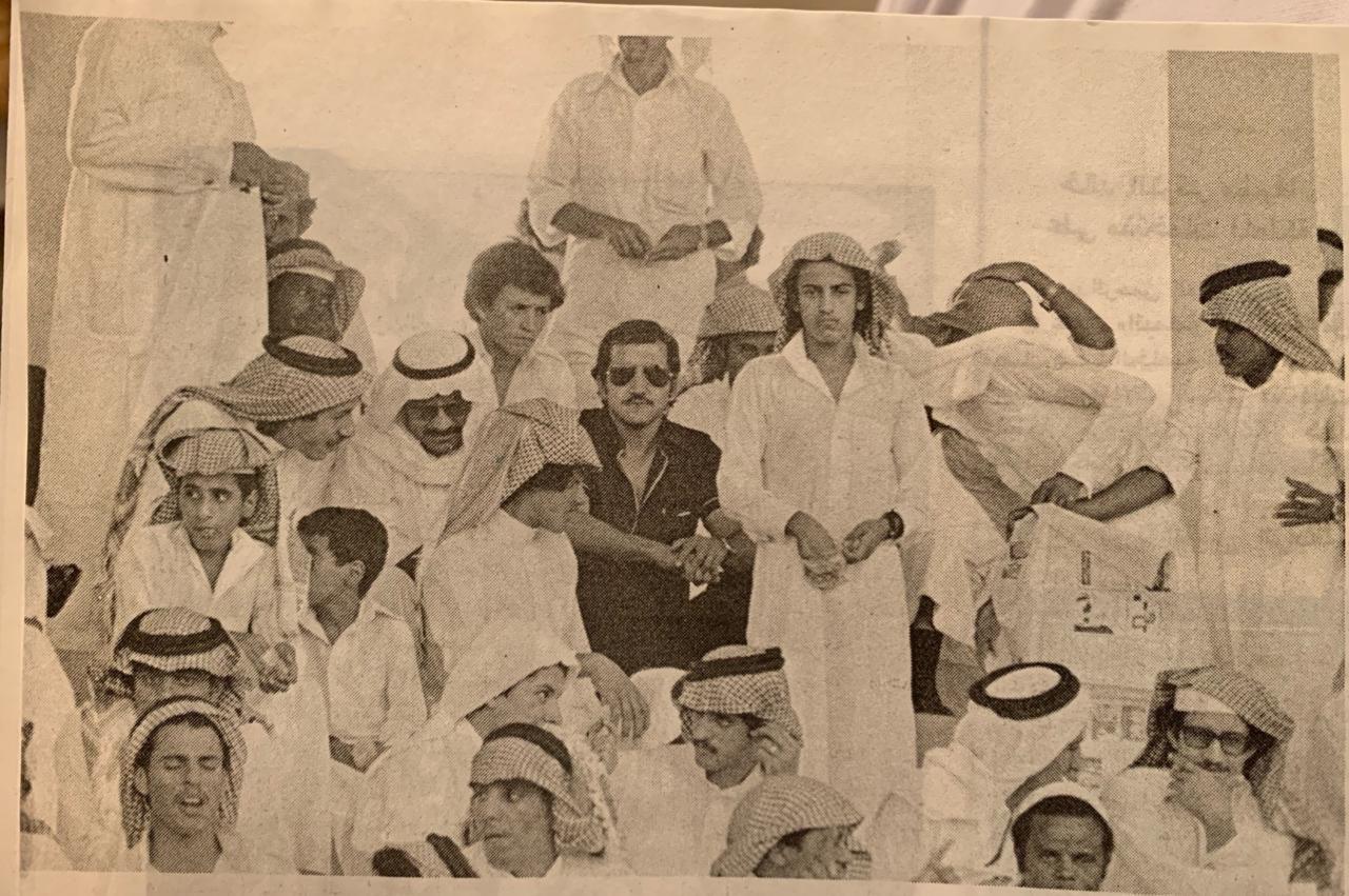 الموضات المختلفة في تاريخ السعودية