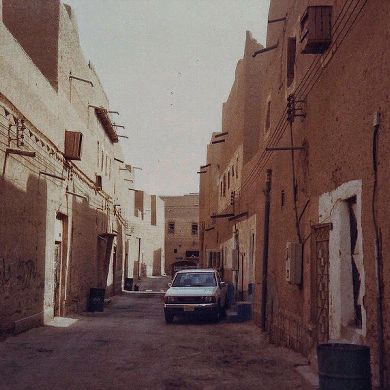 تطور البيوت السعودية عبر العقود