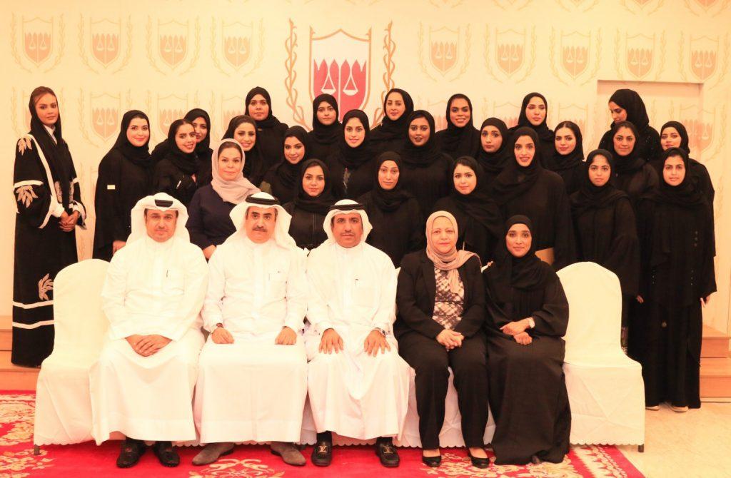 احتفال المجلس الأعلى للقضاء بيوم المرأة البحرينية في المجال التشريعي والعمل البلدي - المرأة القضاء