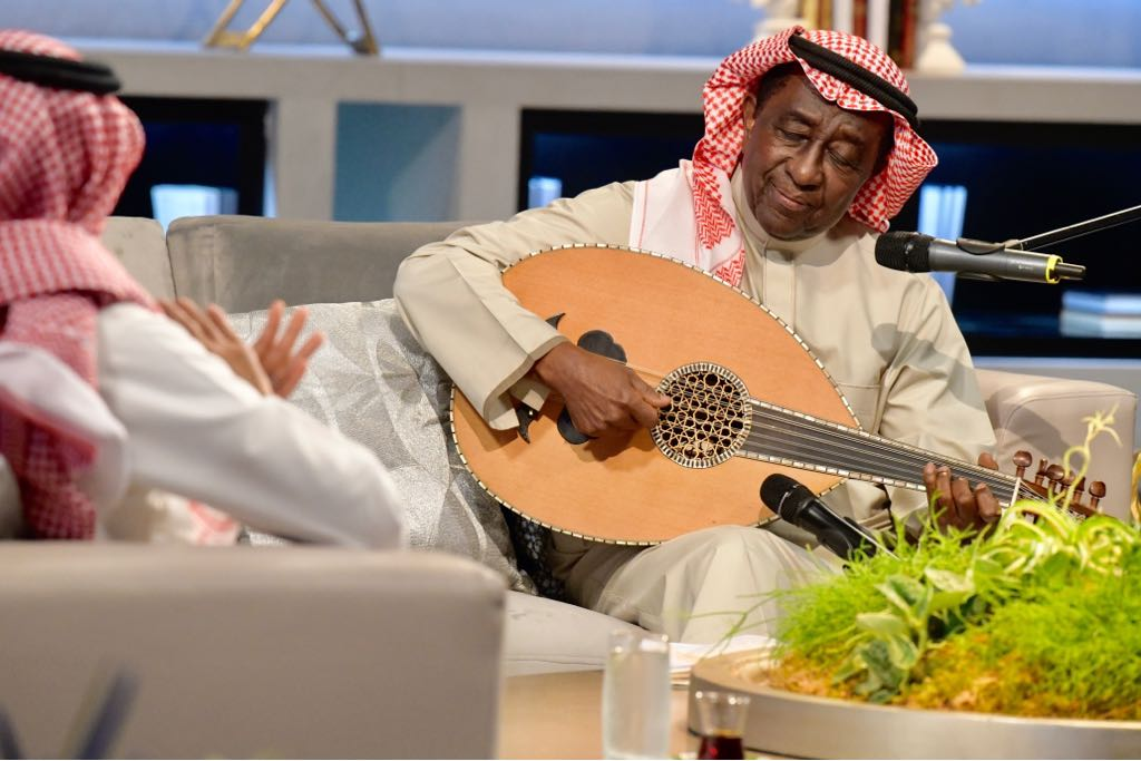 عبدالرب إدريس بعيدًا عن ليلة