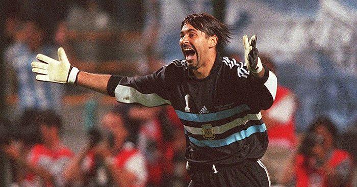 الحارس الأرجنتيني كارلوس روا - انتهاء مسيرته في كرة القدم