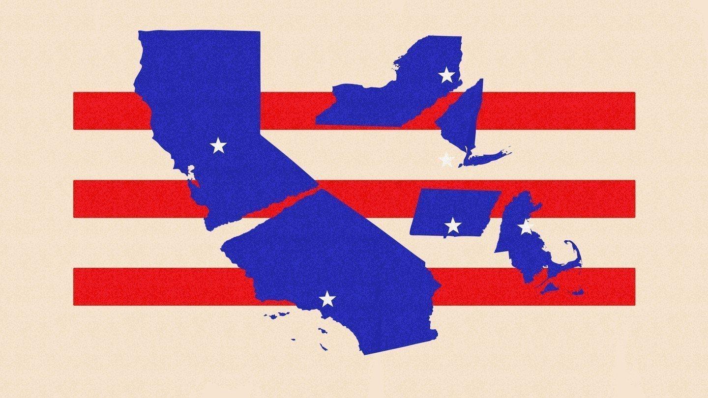 جذور الاستقطاب السياسي بين الحزب الديمقراطي والجمهوري