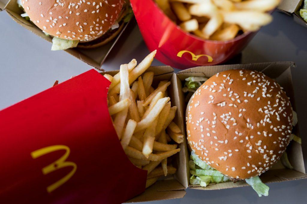 وجبة ماكدونالدز / Stock Catalog-Flickr / فضيلة البطء في عصر السرعة