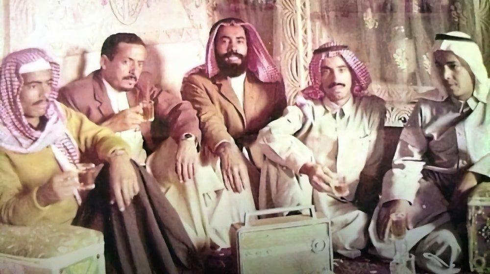 قصص المجالس في السعودية
