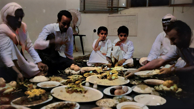 تطور المائدة السعودية