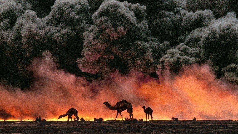 ذكريات عاصفة الصحراء وتحرير الكويت