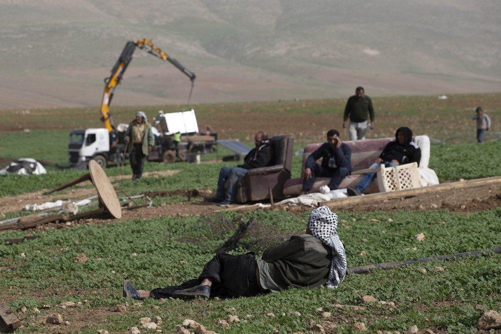 خربة حمصة: النكبة الفلسطينية التي صنعتها اتفاقية أوسلو