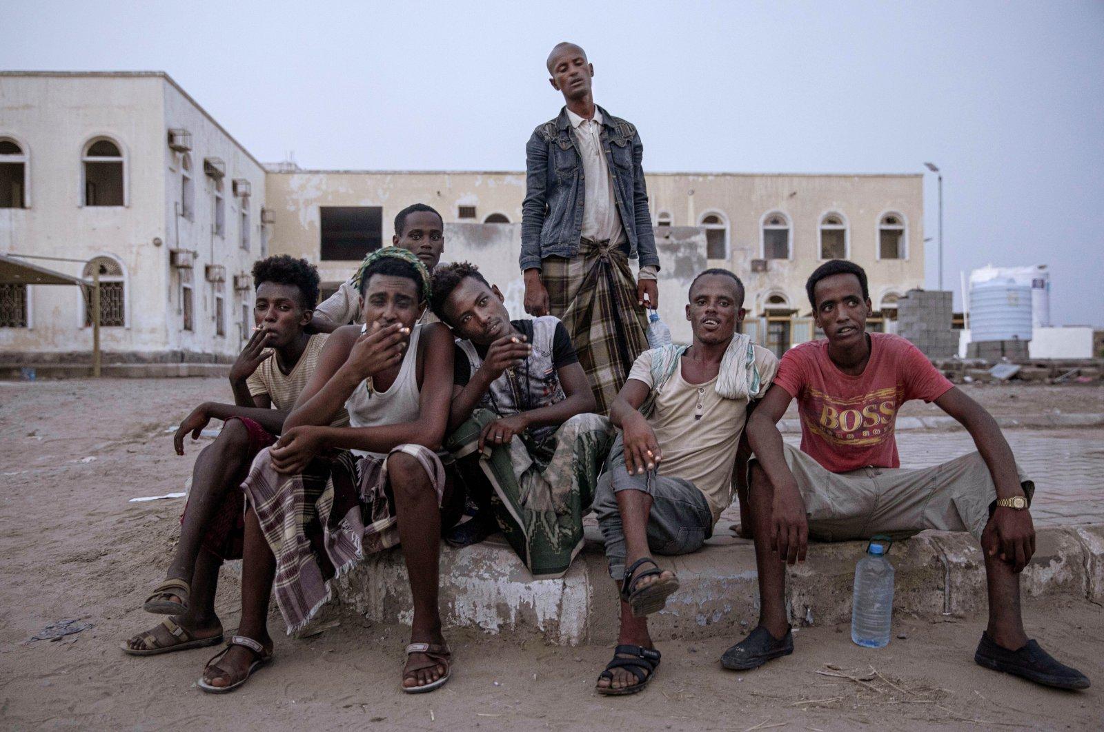 محرقة صنعاء تحرق أحلام المهاجرين الإثيوبيين