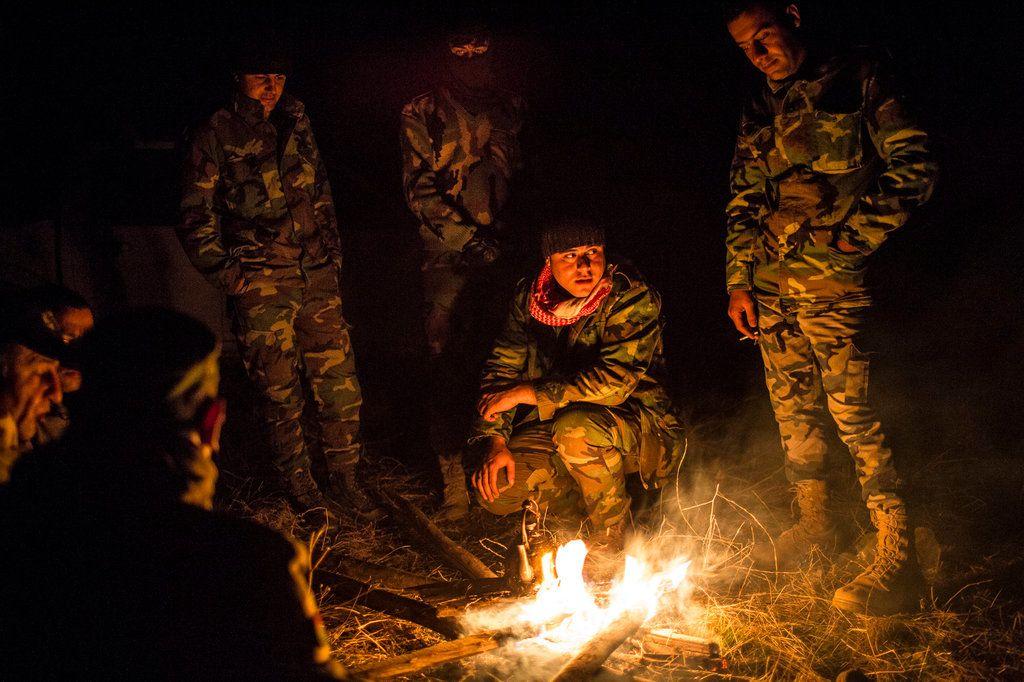 كيف أصبحت كردستان العراق من أعقد ساحات الصراع التركي الإيراني