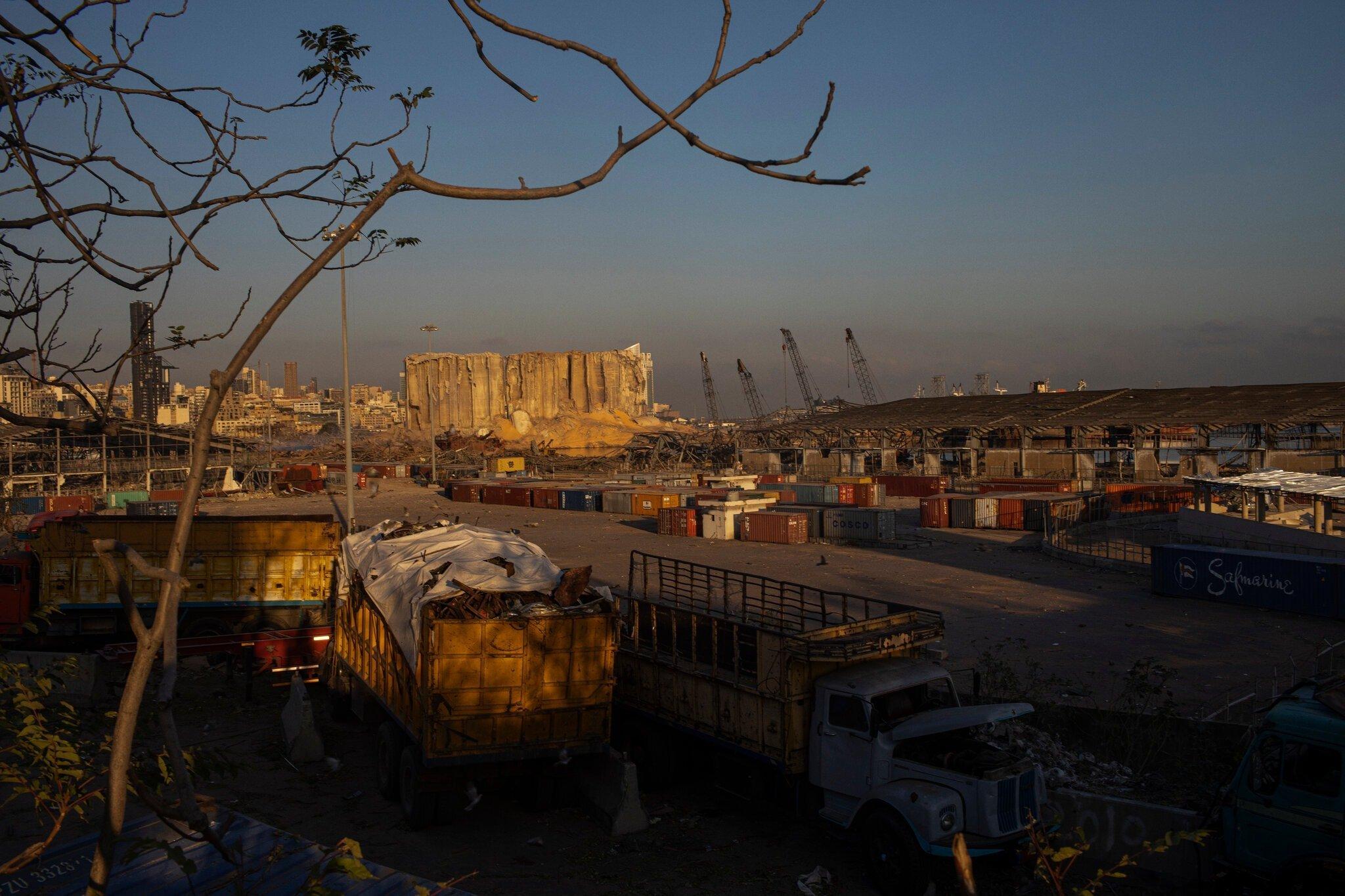 بعد نجاتي من انفجار مرفأ بيروت